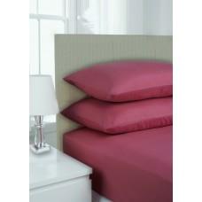 Restmor Percale Range V Shaped Pillowcase