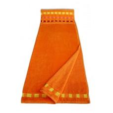 Beach Towel - Monte Carlo Orange